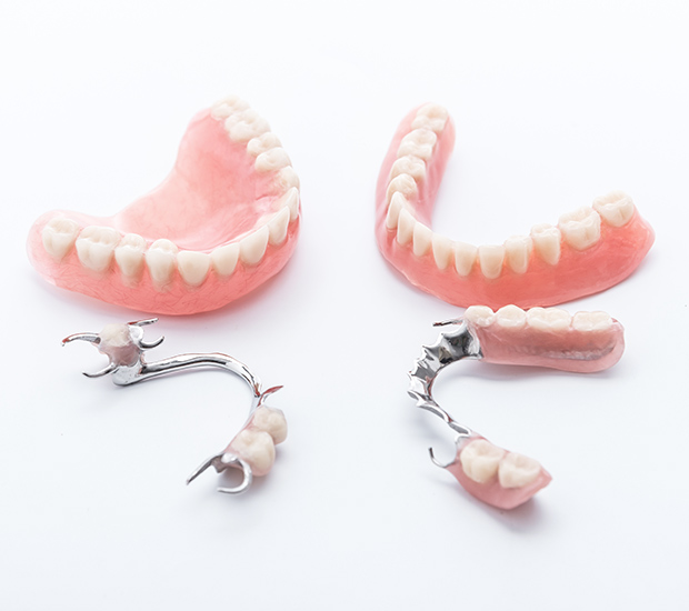 Bradenton Dentures and Partial Dentures